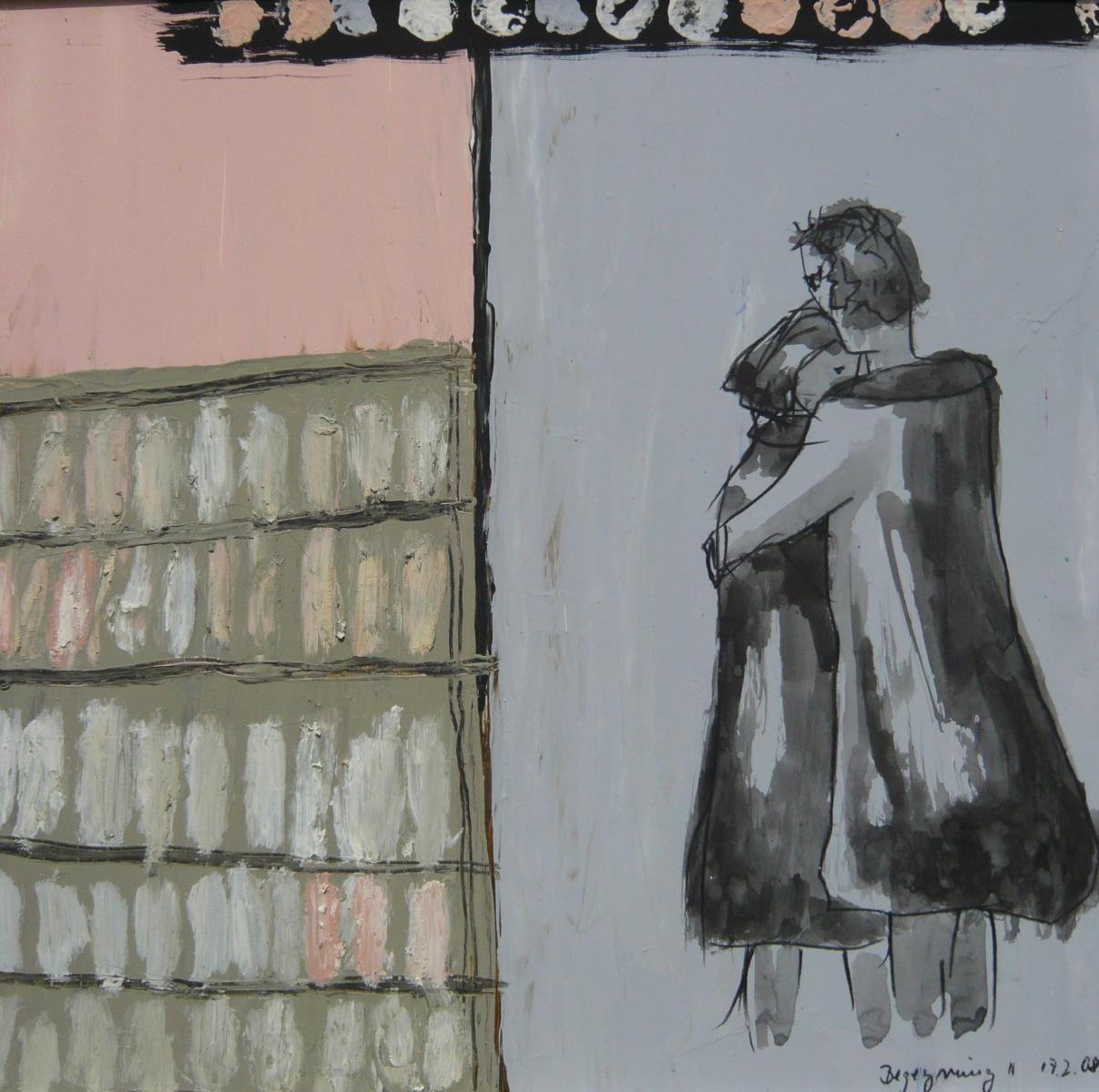 'Begegnung II'